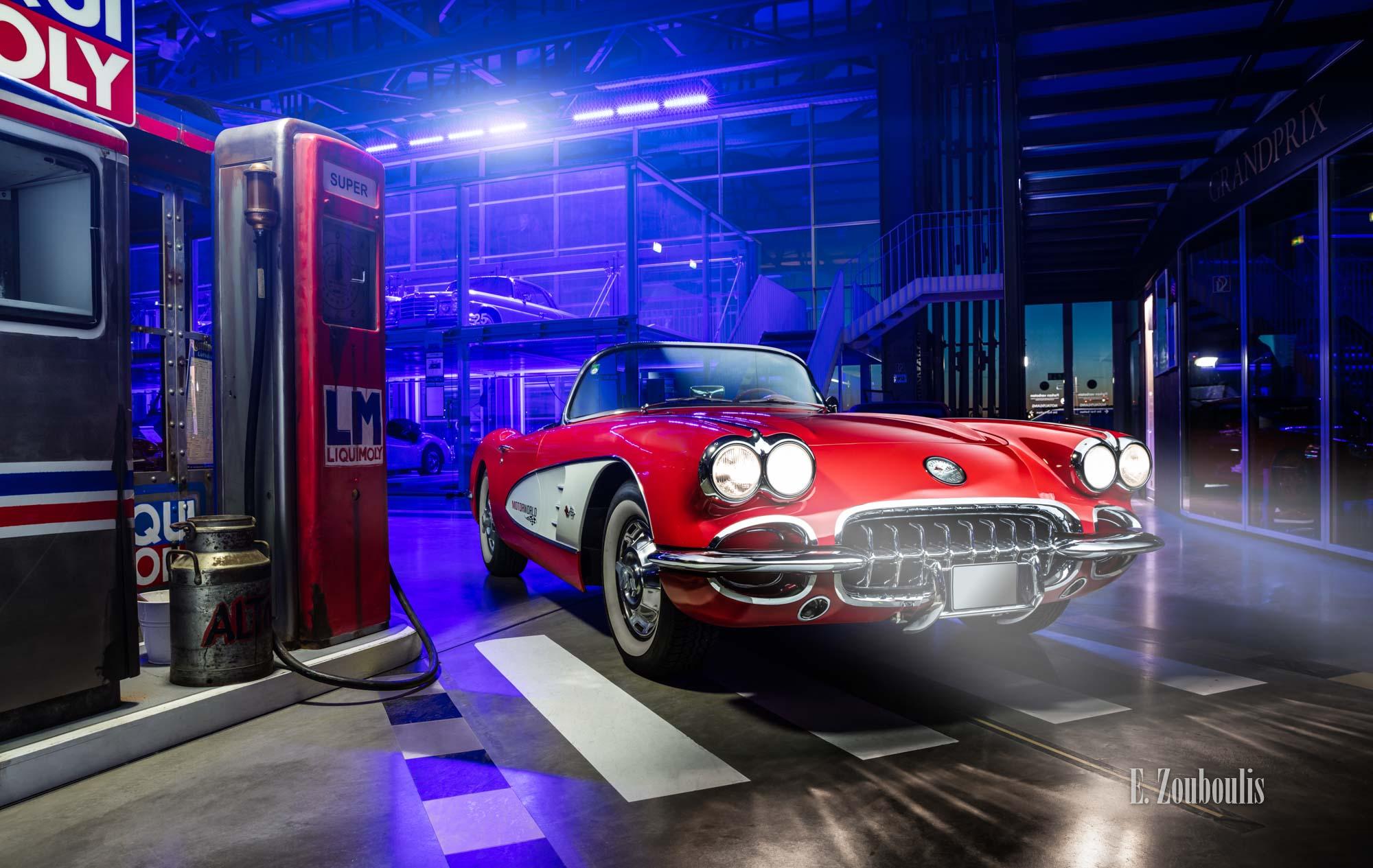 Zouboulis Photography Autofotografie Corvette Slider Bild