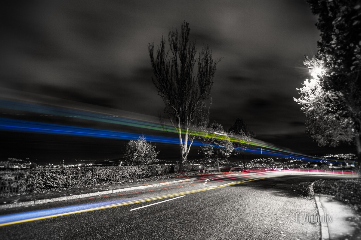 At The Speed Of Light, Baum, Blau, Blue, Bus, Chromakey, City, Cloud Movement, Clouds, Colorkey, Dark, Deutschland, Dunkel, EZ00010, Fine Art, FineArt, Germany, Green, Grün, Langzeitbelichtung, Licht, Light Trails, Long Exposure, Nacht, Night, Prism, Rot, SSB, Skyline, Strasse, Street, Stuttgart, Traffic, Trails, Transport, Tree, Wolken, Zouboulis, killesberg, lights, red, stadt, zouboulis photography