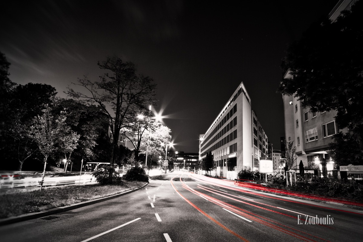 At The Speed Of Light, Chromakey, City, Colorkey, Deutschland, EZ00013, Fine Art, FineArt, Germany, Light Trails, Nacht, Night, Speed, Stadtmitte, Street, Streets, Stuttgart, Stuttgart-West, The Streets Of Stuttgart, Traffic, Trails, Zouboulis, innenstadt, zouboulis photography