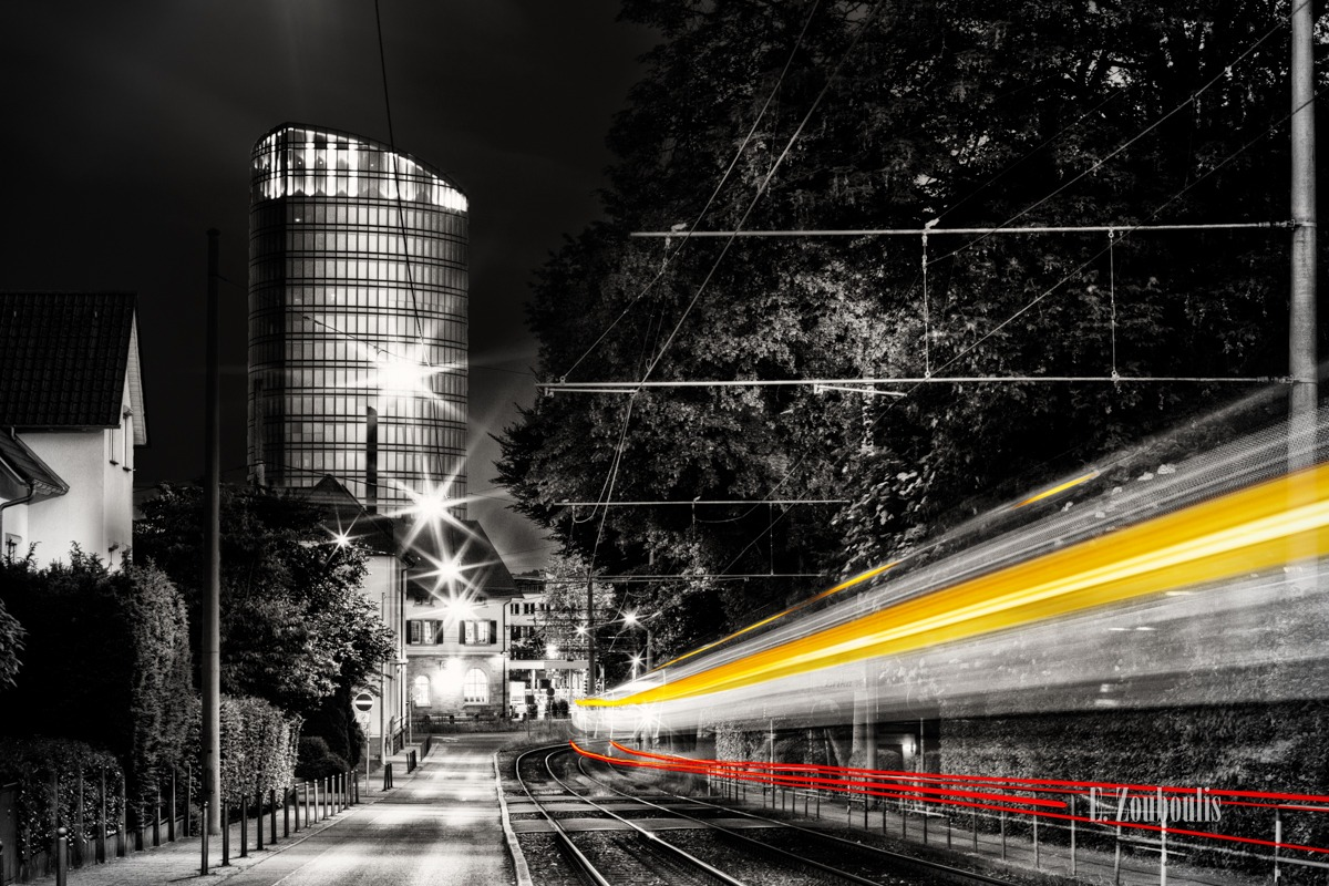 At The Speed Of Light, Bahn, Chromakey, Colorkey, Dark, Deutschland, EZ00104, Fine Art, FineArt, Gelb, Germany, Langzeitbelichtung, Light Trails, Long Exposure, Nacht, Night, Rot, SSB, Seeberger, Speed, Spieler, Stadtbahn, Strasse, Strassenbahn, Street, Stuttgart, Traffic, Trails, Tram, Yellow, Zouboulis, red, zouboulis photography