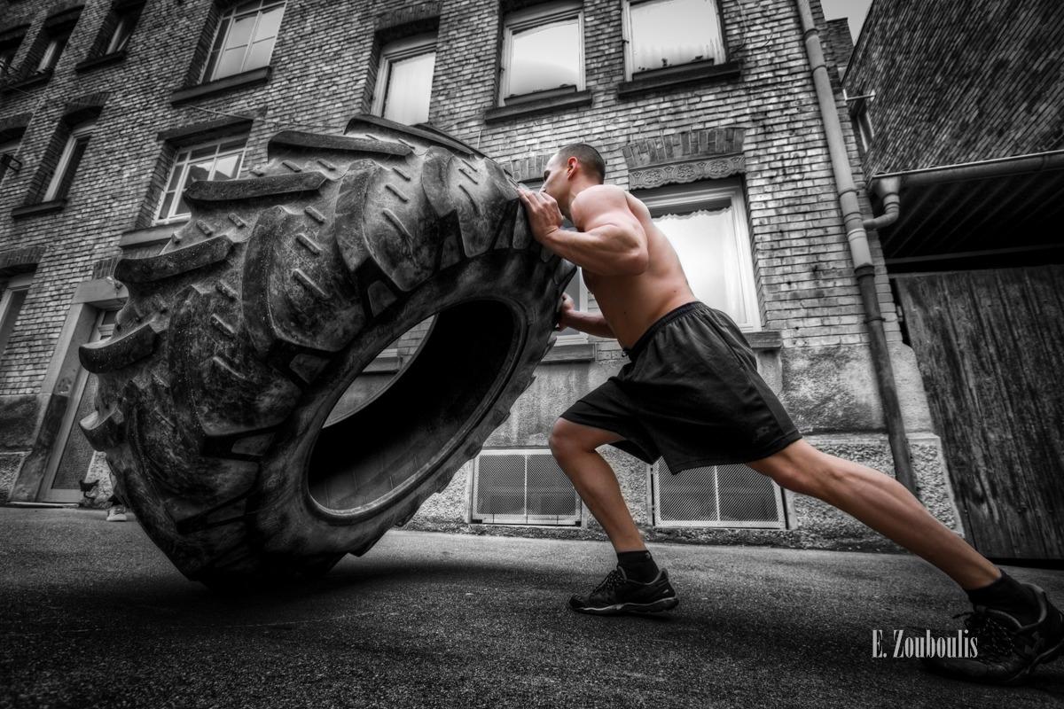 EZ00108 Strongman Stuttgart
