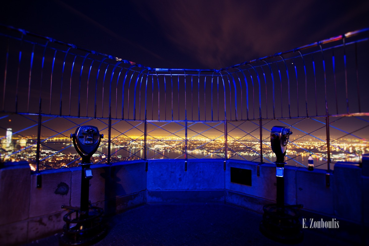 City, EZ00167, Empire State, Empire State Building, Fine Art, FineArt, Just the two of us, Manhattan, NY, NYC, Nacht, New York, New York City, Night, Skyline, USA, United States of America, Zouboulis, urban, urban dreams, zouboulis photography