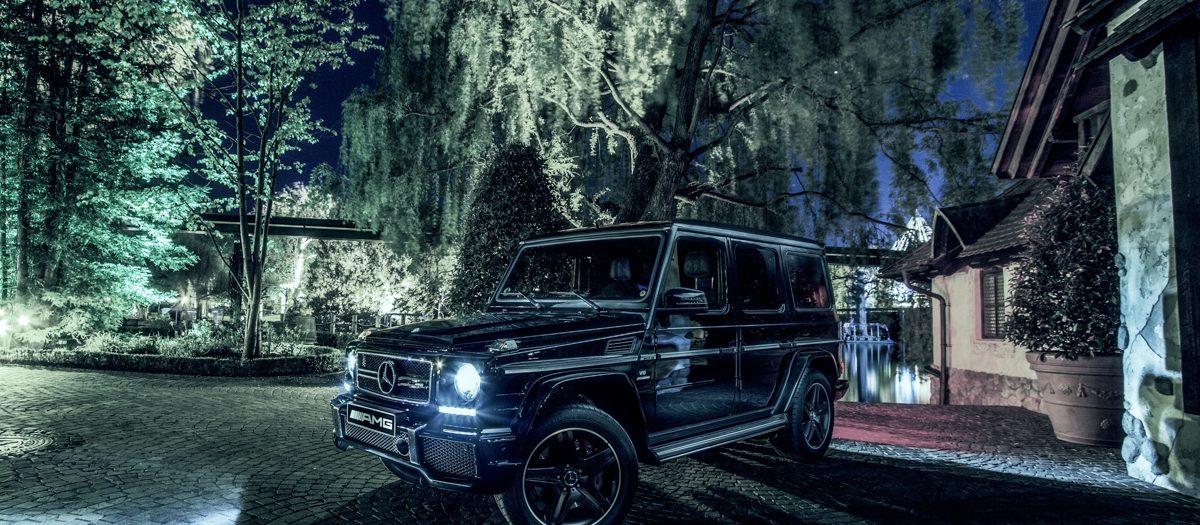 Eine Nacht im Europa Park II