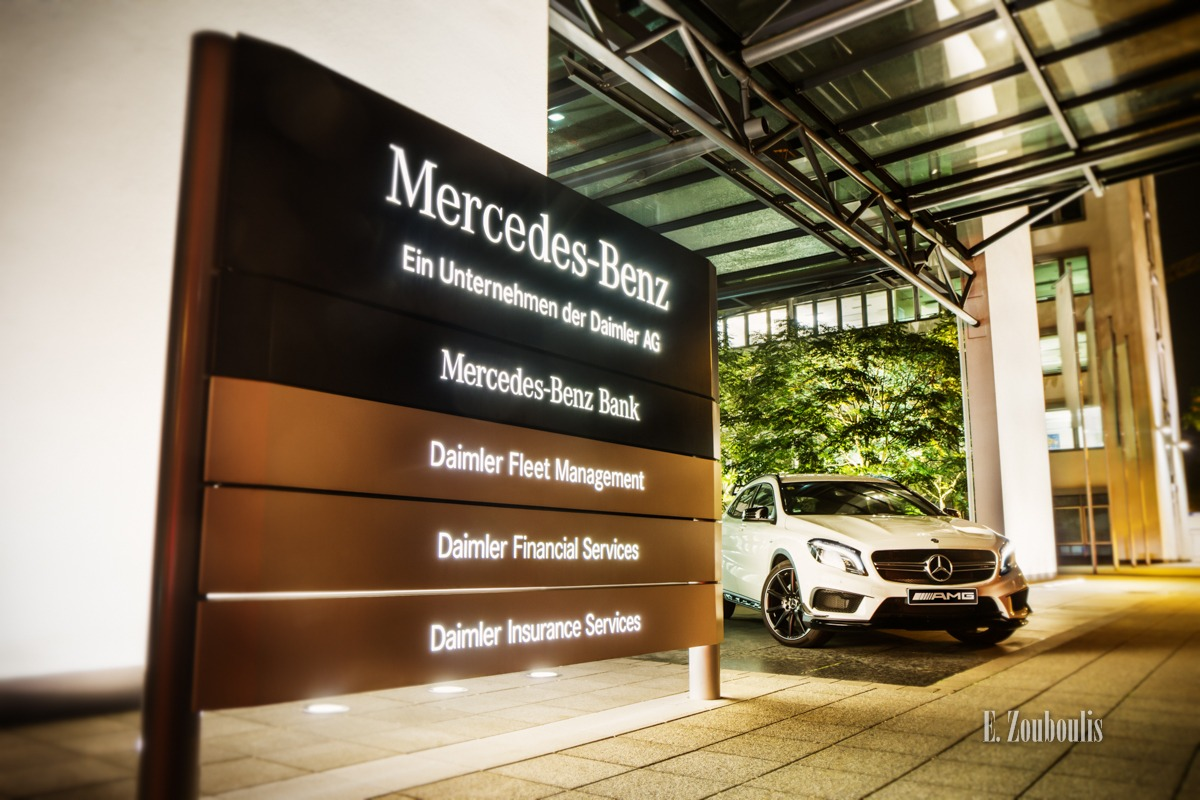 EZ00348 Mercedes Benz Bank