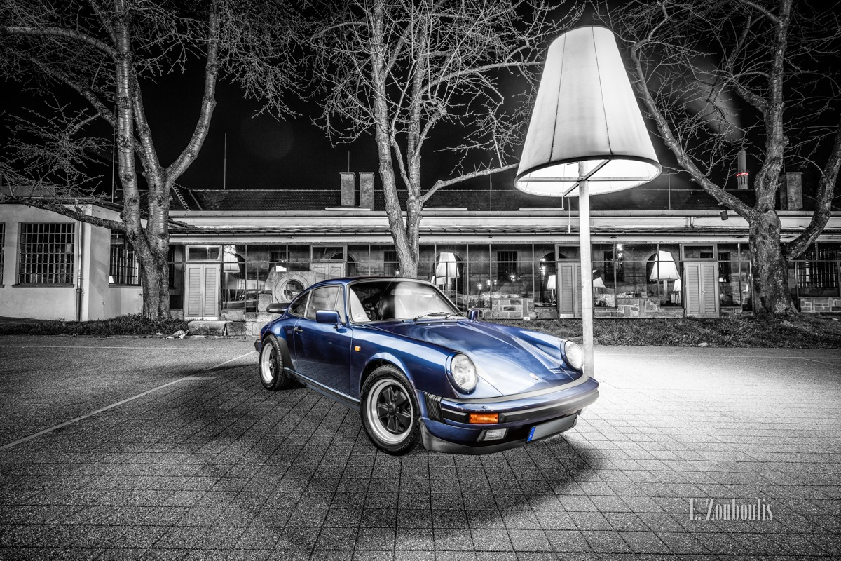 911, Auto, Automotive, Carrera, Cars, Chromakey, City, Colorkey, Deutschland, Dunkel, EZ00460, Fine Art, FineArt, G-Model, G-Modell, Germany, Licht, Nacht, Night, Porsche, Stuttgart, Zouboulis, hallschlag, helber, oldtimer, römerkastell, stadt, youngtimer, zouboulis photography