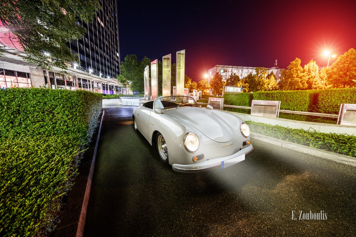 356, Architecture, Architektur, Auto, Bus, Bäume, Deutschland, Dunkel, EZ00541, Fine Art, FineArt, Germany, Langzeitbelichtung, Licht, Long Exposure, Musical, Möhringen, Nacht, Night, Porsche, Porsche 356, Porsche 356 Speedster, Roadster, SI Center, SI Centrum, SI Suites, Speedster, Stage Apollo, Stuttgart, Theater, Trees, Zouboulis, bahnhof, classic, classic car refugium, helber, oldtimer, zouboulis photography