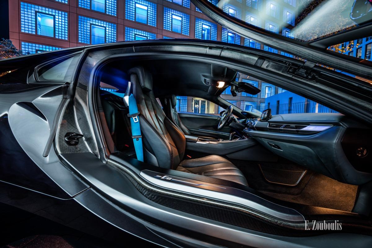 EZ00666 BMW i8 interior