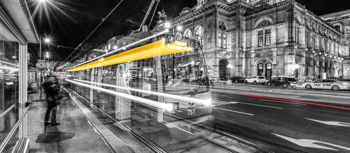 Wien - Licht trifft Architektur