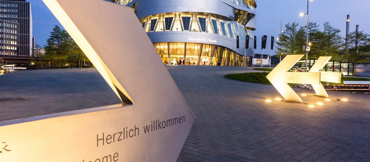 Stuttgart City Impressions - Ein Timelapse Projekt