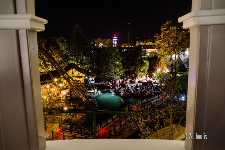 Insomnia Europa Park - Blick vom Turm
