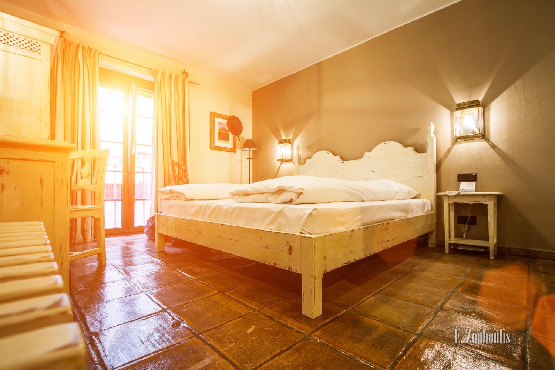 Zimmer im El Andaluz Hotel im Europa Park