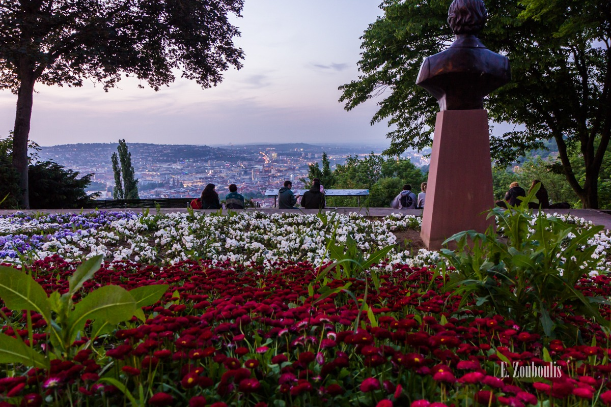 Standbild aus Zeitraffer Film 'Stuttgart City Impressions'