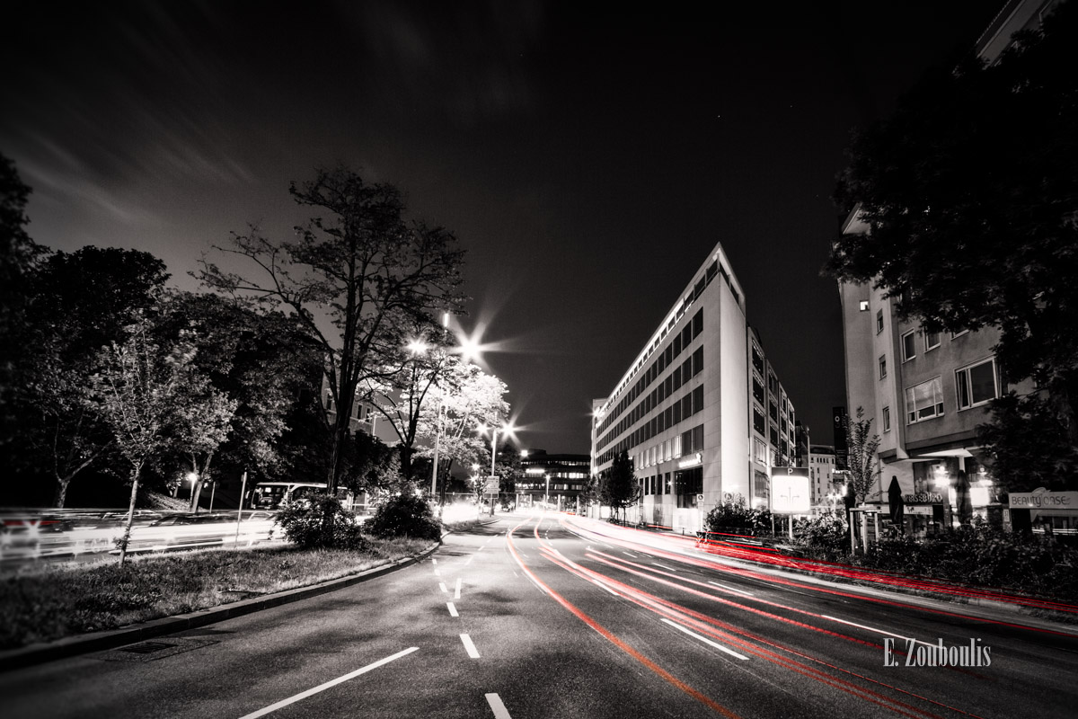 At The Speed Of Light, Chromakey, City, Colorkey, Deutschland, EZ00013, Fine Art, FineArt, Germany, Light Trails, Nacht, Night, Speed, Stadtmitte, Street, Streets, Stuttgart, Stuttgart-West, The Streets Of Stuttgart, Traffic, Trails, Zouboulis, innenstadt, zouboulis photography