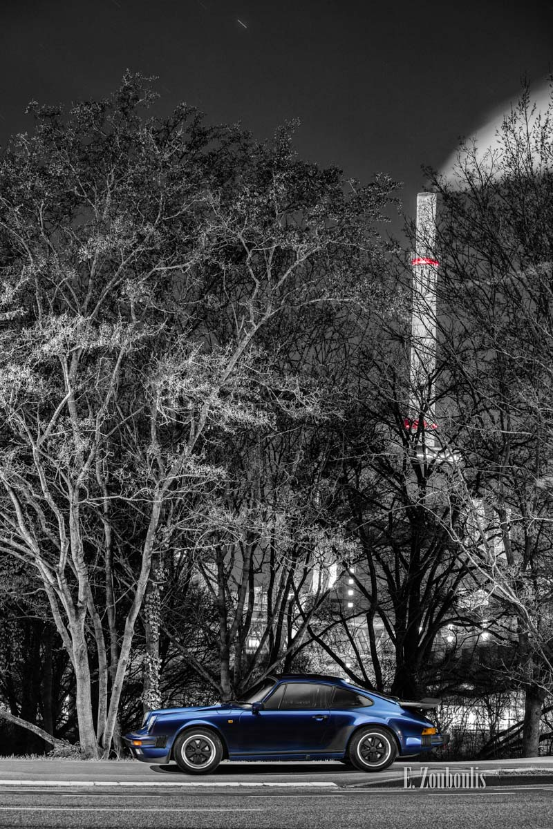 911, Auto, Automotive, Bad Cannstatt, Cannstatt, Carrera, Cars, Chromakey, City, Colorkey, Deutschland, Dunkel, EZ00451, EnBW, Fine Art, FineArt, G-Model, G-Modell, Germany, Industrie, Licht, Münster, Nacht, Night, Porsche, Rohr, Schornstein, Stuttgart, Viadukt, Zouboulis, helber, oldtimer, stadt, youngtimer, zouboulis photography