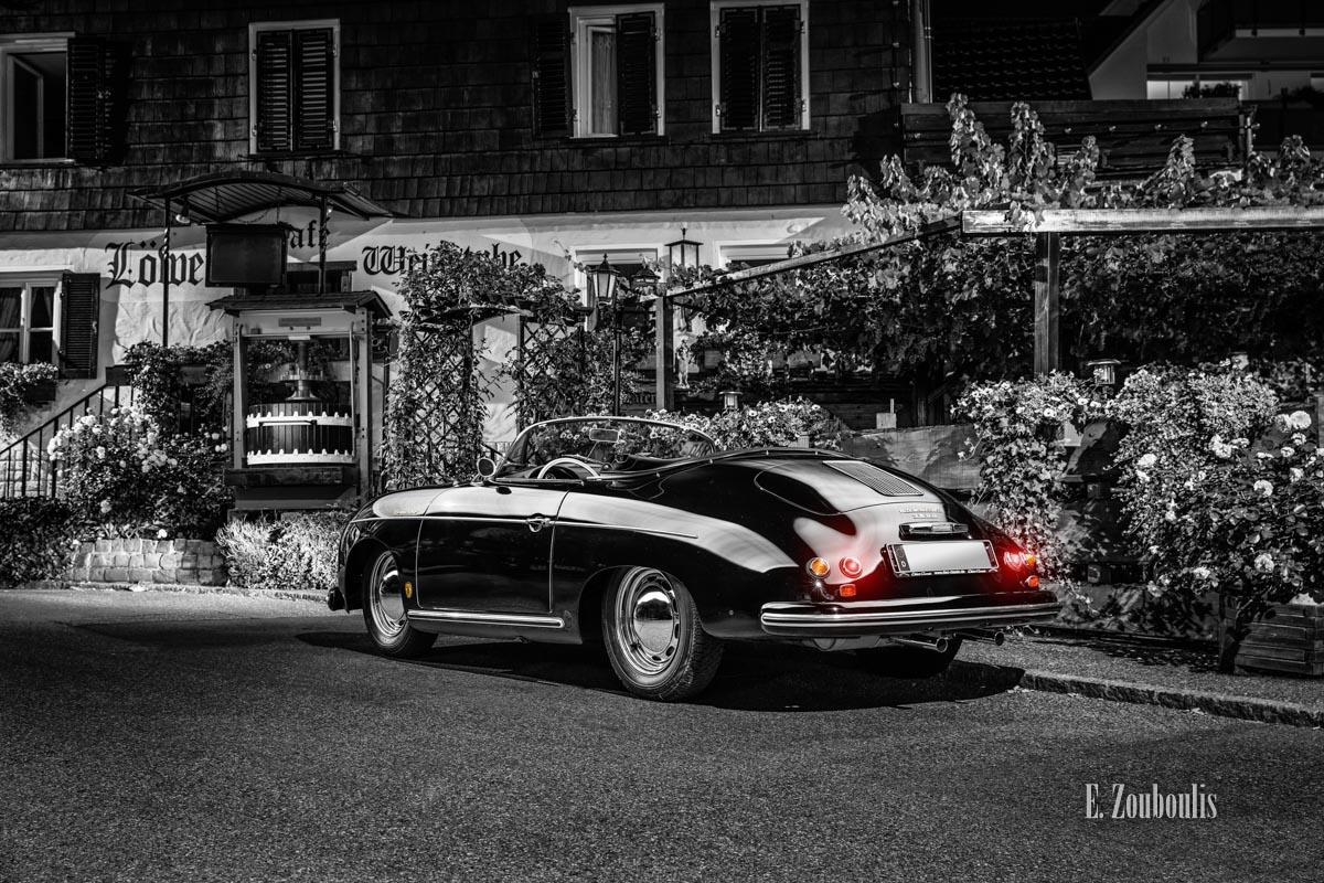 356, Auto, Automotive, Black And White, Car, Cars, Chromakey, Colorkey, Deutschland, Dunkel, EZ00570, Fine Art, FineArt, Germany, Langzeitbelichtung, Licht, Long Exposure, Monochrom, Monochrome, Nacht, Night, Porsche, Porsche 356 Speedster, Rotenberg, Schwarzweiss, Speedster, Stuttgart, Uhlbach, Weinberg, Weinstube, Zouboulis, automobil, classic, classic car refugium, helber, löwen, oldie, oldtimer, zouboulis photography