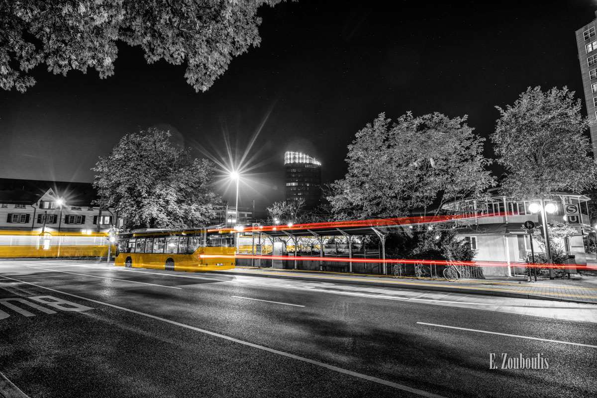 At The Speed Of Light, Bahn, Bus, Chromakey, Colorado Turm, Colorkey, Dark, Deutschland, EZ00794, Fine Art, FineArt, Gelb, Germany, Langzeitbelichtung, Light Trails, Long Exposure, Nacht, Night, Rot, SSB, SSBAG, Seeberger, Speed, Spieler, Stadtbahn, Strasse, Strassenbahn, Street, Stuttgart, Traffic, Trails, Tram, Yellow, Zouboulis, bahnhof, red, zouboulis photography